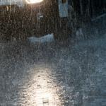 トラックの雨天時走行について
